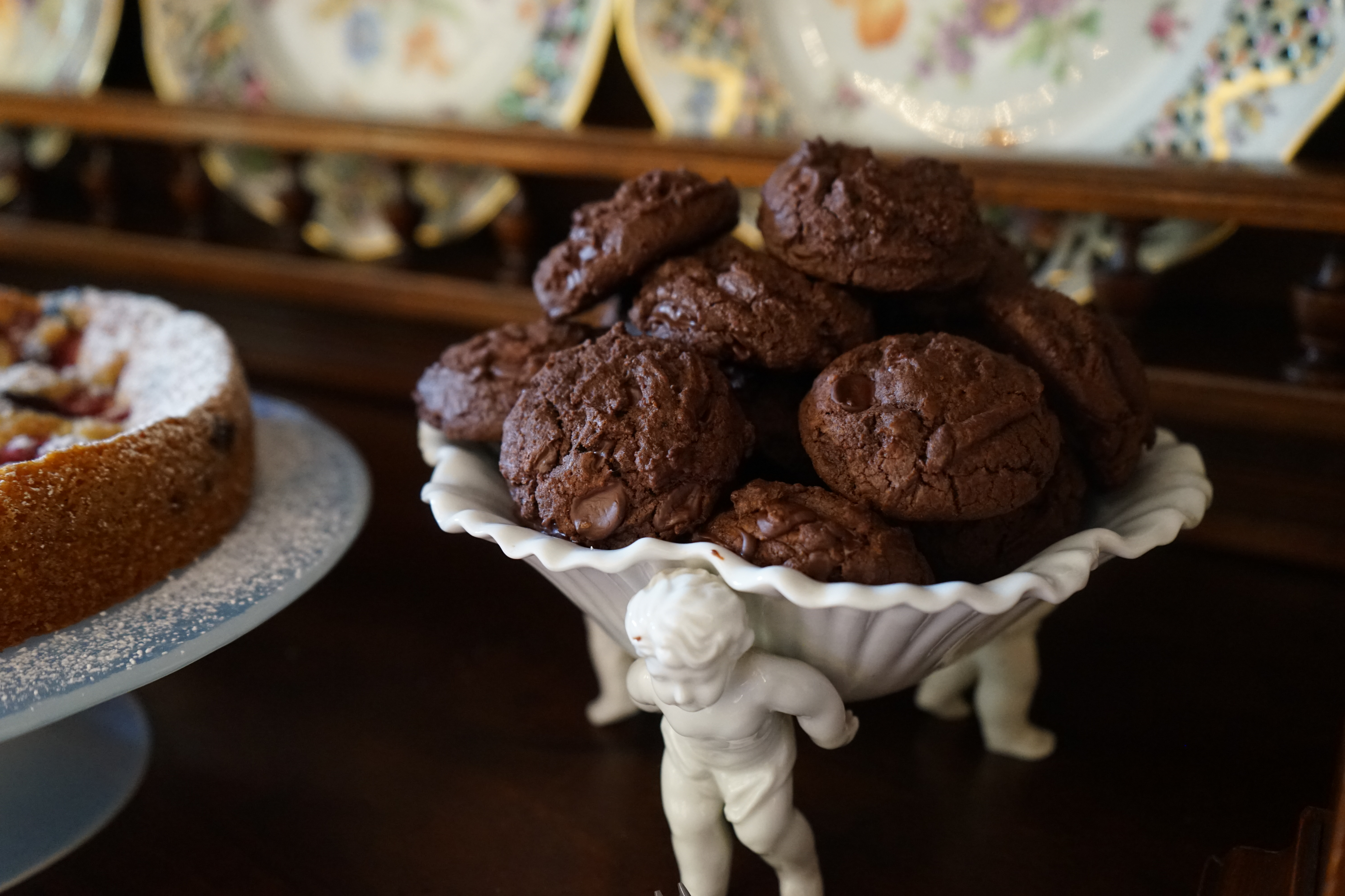Double Chocolate Cookies (Summer Solstice Party)