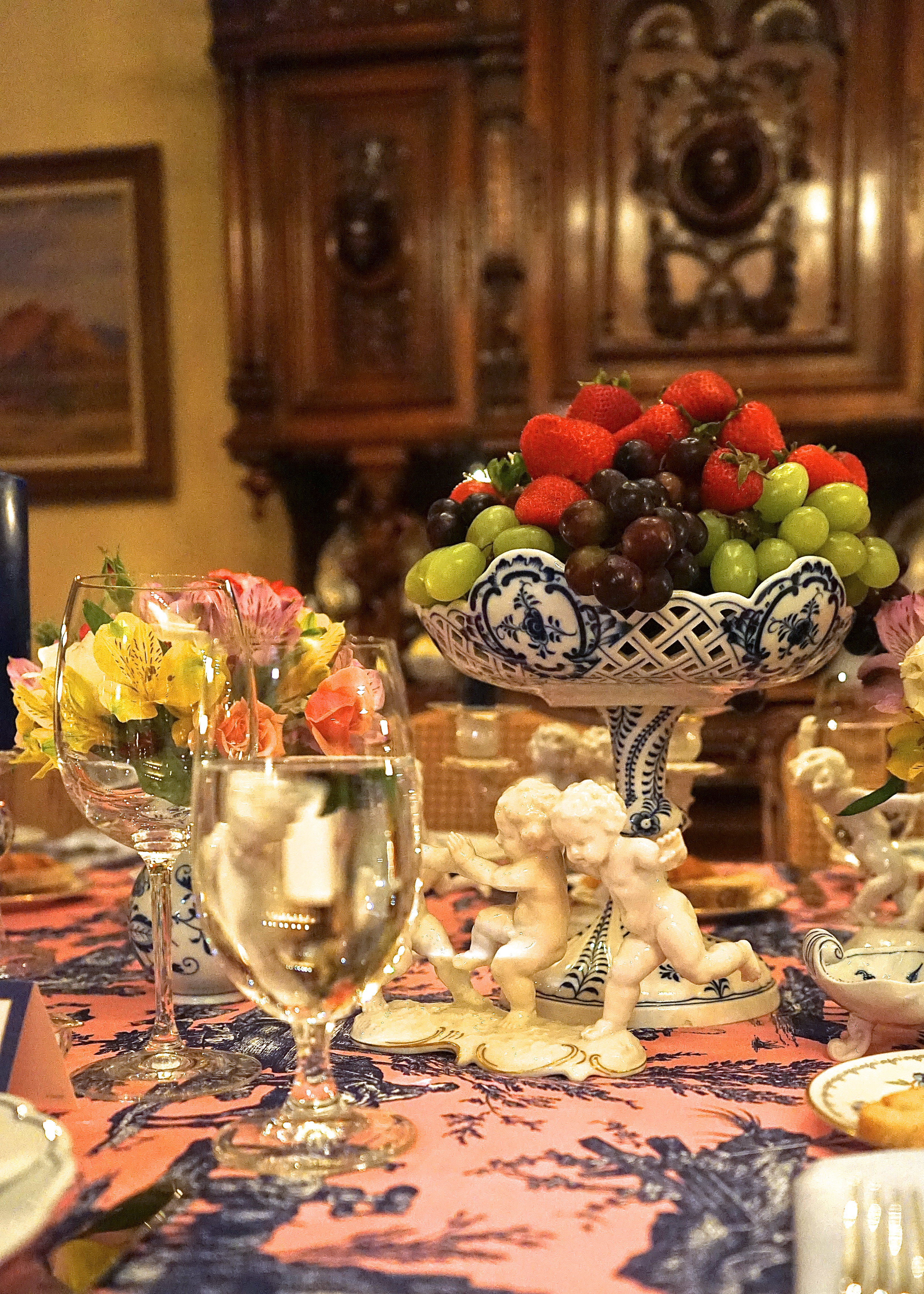 Summer Solstice: Dinner Party