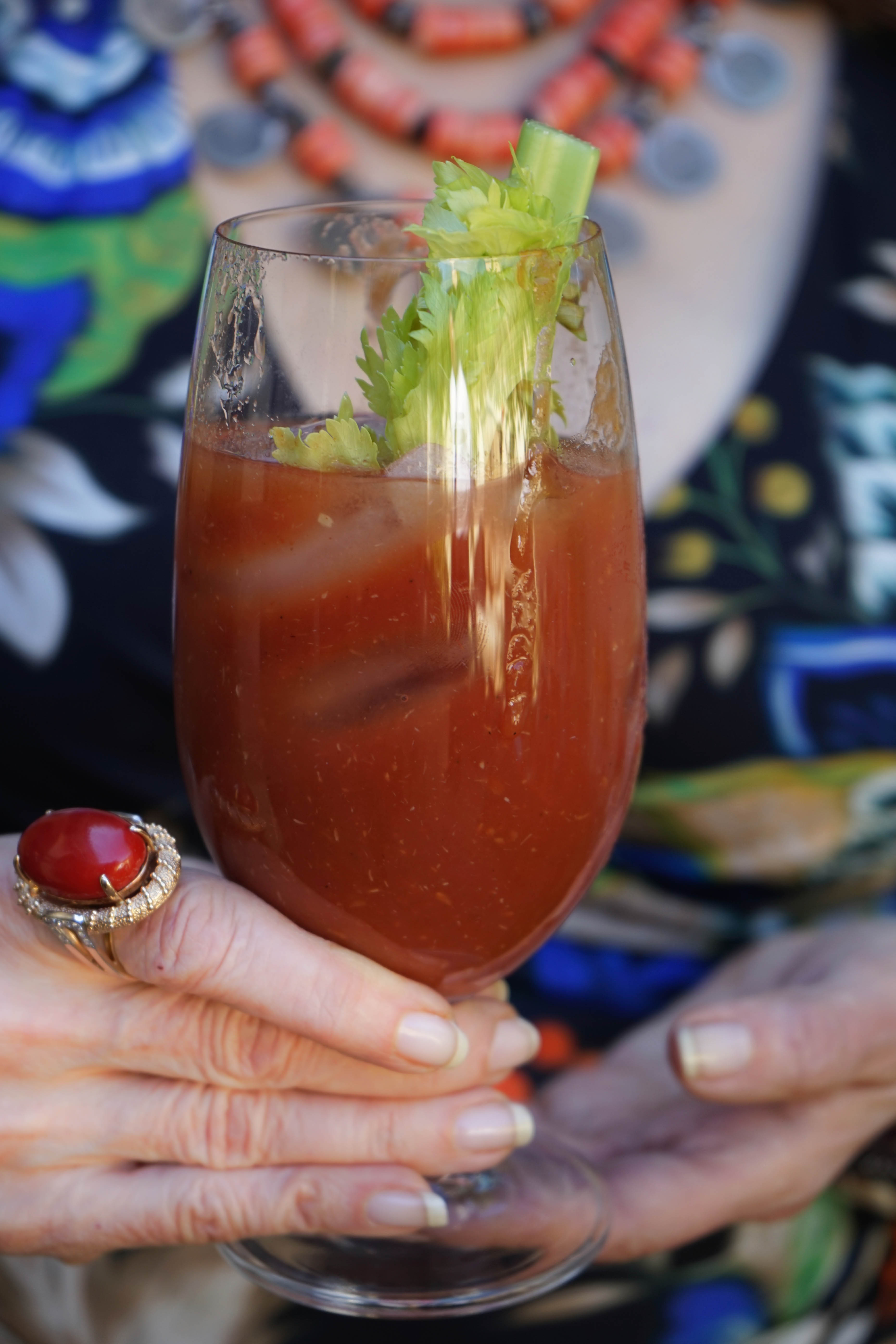 Bloody Mary (New Year's Day Brunch)